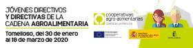 Jóvenes Directivos y Directivas de la cadena Agroalimentaria