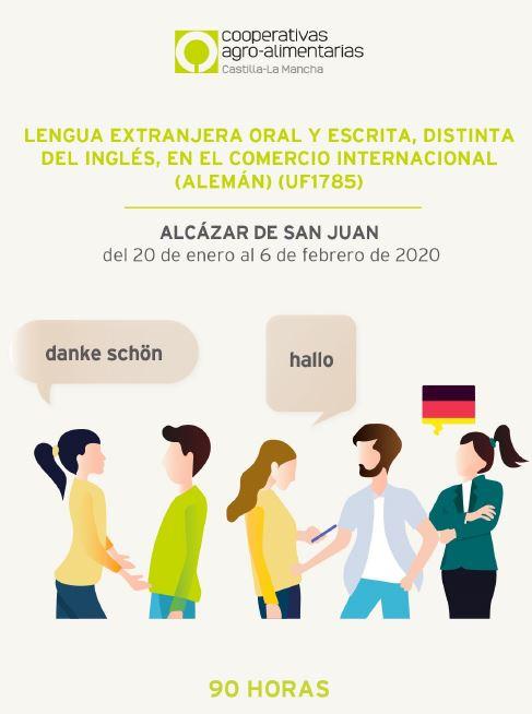 Agenda Formativa Cooperativas Agro Alimentarias Castilla