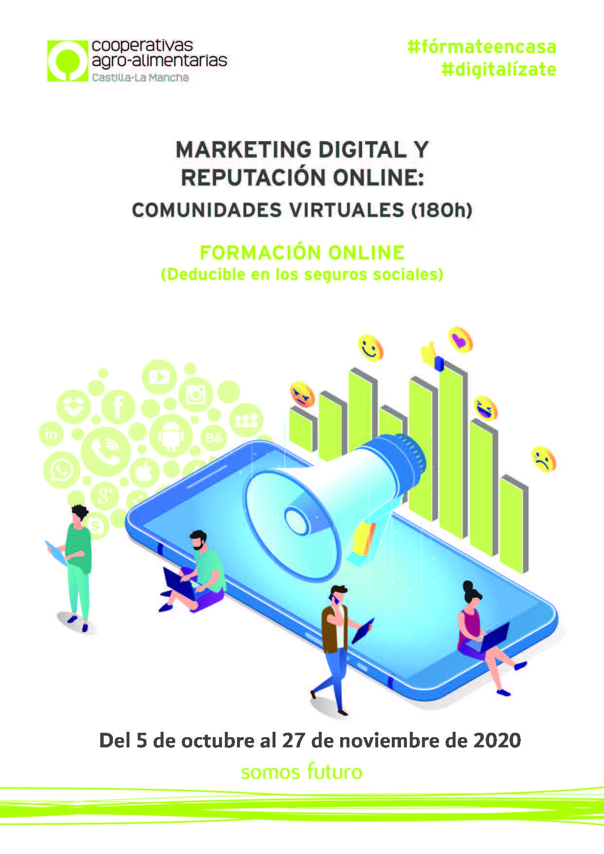 MARKETING Y REPUTACIÓN ONLINE: COMUNIDADES VIRTUALES